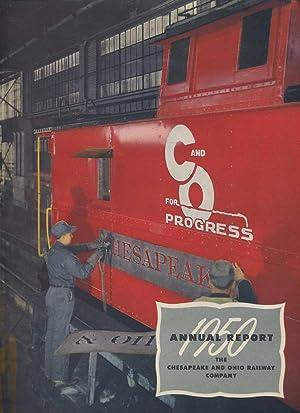 1950 Annual Report: The Chesapeake and Ohio Railway Company: Chesapeake and Ohio Railway Co. Staff