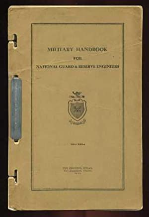 Military Handbook for National Guard and Reserve Engineers: Army Corps of Engineers Staff