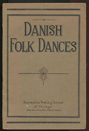 Danish Folk Dances: Bovbjerg, Viggo (translator)