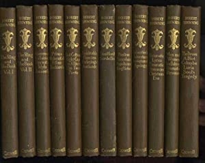 The Complete Works of Robert Browning (12: Browning, Robert