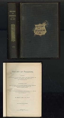 History Of Pasadena: Reid, Hiram A.