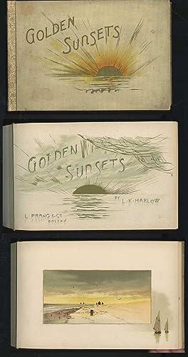 Golden Sunsets: Harlow, L. K.