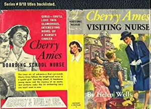 Cherry Ames Visiting Nurse (Cherry Ames Nurse Stories #8): Wells, Helen