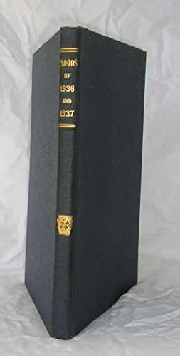 History of the floods of March, 1936 and January, 1937: Garrett, Charles W. (compiler)