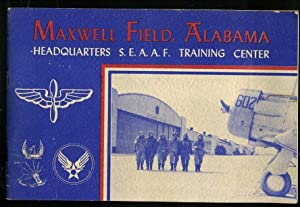 Maxwell Field, Alabama Headquarters S. E. A. A. F. Training Center: Army Staff