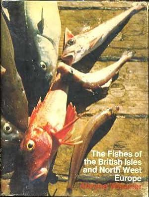 Fishes of the British Isles and Northwest Europe: Wheeler, Alwyne
