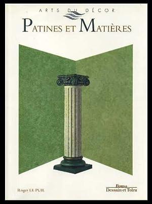 Patines et Matieres: Le Puil, Roger