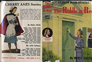 The Riddle in Red (Connie Blair Mystery #2): Allen, Betsy