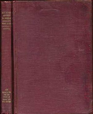 Anti-Slavery Sentiment in American Literature Prior to 1865: Turner, Lorenzo Dow