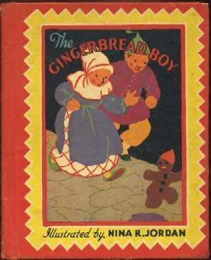 The Gingerbread Boy: Tietjens, Eunice