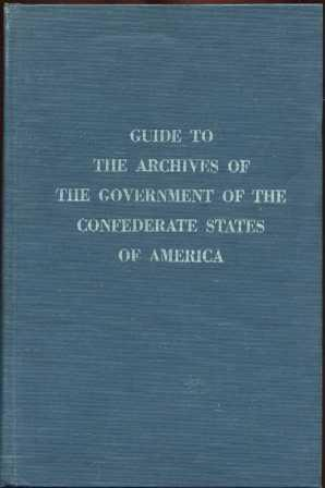 Guide to the Archives of the Government of the confederate States of America: Beers, Henry Putney