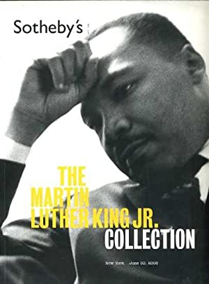 The Martin Luther King Jr. Collection: Sotheby Staff