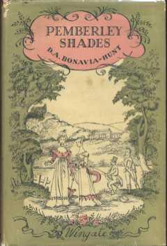 Pemberley Shades: Bonavia-Hunt, D. A.