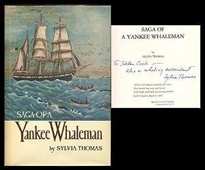 Saga of a Yankee Whaleman: Thomas, Sylvia