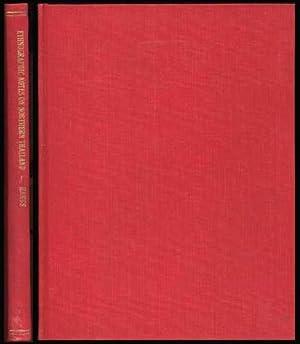 Ethnographic Notes on Northern Thailand: Hanks, Lucien M.; Hanks, Jane R.; Sharp, Lauriston (...