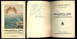 Angajamentul Naval Dela 26 Iunie 1941 in Apropierea Coastelor Noastre (Publication 47-aA): ...