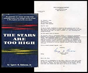 The Stars Are Too High: Bahnson, Agnew H.