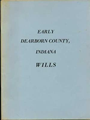 Dearborn County, Indiana: Wills: McHenry, Chris