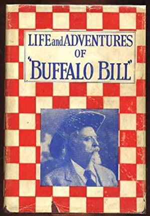"Life and Adventures of ""Buffalo Bill"": Baker, Mrs. Johnny"