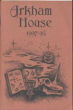 Arkham House 1997-1998: Arkham House Staff