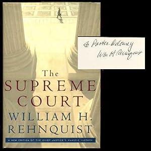 The Supreme Court: Rehnquist, William H.