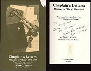 """Chaplain's Letters : Ministry by """"Huey"""" 1964-1965,: Kettler, Earl C."""