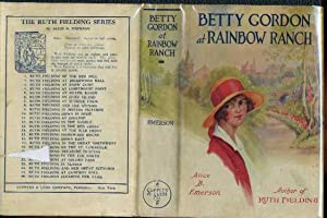 Betty Gordon at Rainbow Ranch (or Cowboy Joe's Secret): Emerson. Alice B.