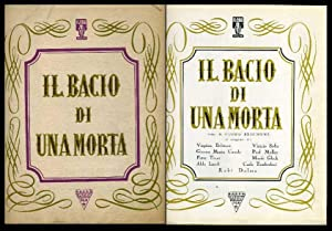 Il Bacio di Una Morta (Kiss of a Dead Woman): Brignono, Guido (director)