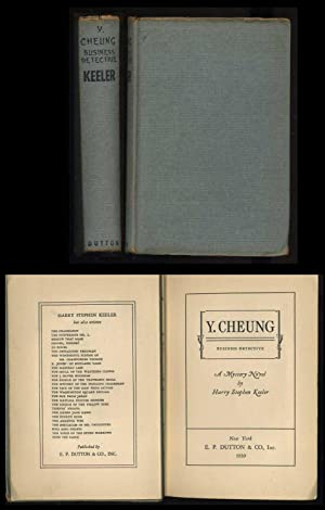 Y. Cheung: Business Detective: Keeler, Harry Stephen