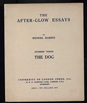 The After-Glow Essays # 11: Hundreds and Hides: Harris, Roberta