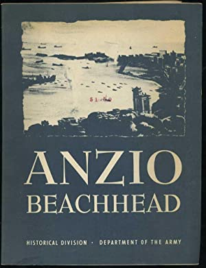 Anzio Beachhead (22 January - 25 May 1944) (American Forces in Action Series): Eisenhower, Dwight D...