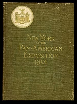 Report of the Board of General Managers of the Exhibit of the State of New York at the Pan-American...