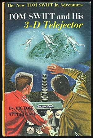 Tom Swift and His 3-D Telejector: Appleton, Victor II
