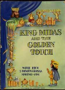 King Midas and the Golden Touch: Anonymous