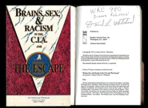 Brains, Sex & Racism in the CIA and the Escape: Whitehead, David