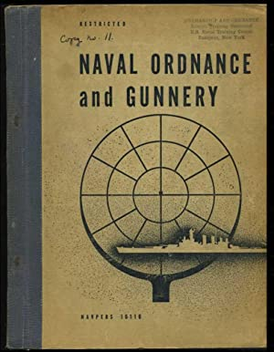 Naval Ordnance and Gunnery (NAVPERS 16116): Brashears, Edwin L (preface)