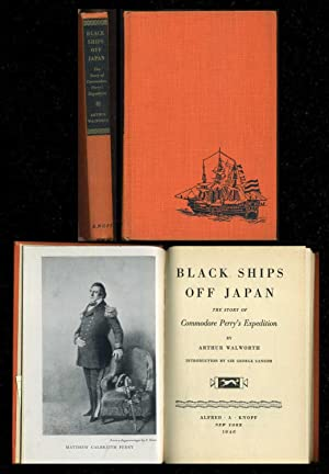 Black Ships of Japan: The Story of Commodore Perry's Expedition: Wadsworth, Arthur