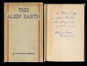 This Alien Earth: Gorman, Katherine