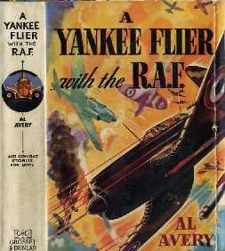 Yankee Flier with the R.A.F.: Avery, Al