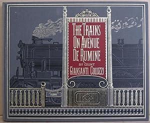 The Trains on Avenue De Rumine: Coluzzi, Count Giansanti;Nicholson, Nick;Levy, Allen;Milet, Jacques...