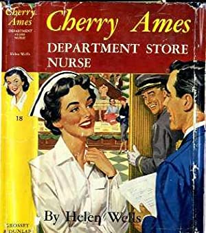 Cherry Ames Department Store Nurse (Cherry Ames Nurse Stories #18): Wells, Helen