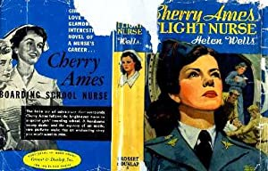 Cherry Ames Flight Nurse (Cherry Ames Nurse Stories #5): Wells, Helen