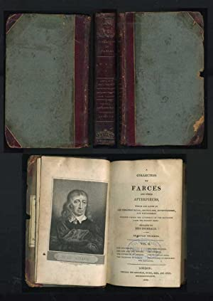 A Collection of Farces and Other Afterpieces: Which Are Acted at the Theatres Royal, Drury-Lane, ...