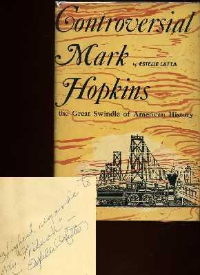 Controversial Mark Hophins: Latta, Estelle