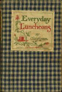 Everyday Luncheons: Green, Olive