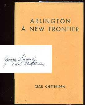 Arlington: A New Frontier: Chittenden, Cecil