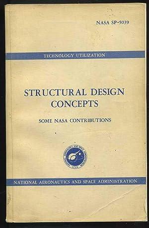 Structural Design Concepts: Some NASA Contributions (NASA SP-5039): Scipio, L. Albert