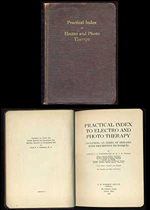 Practical Index to Electro and Photo Therapy: Practical Index to Electro and Photo Therapy