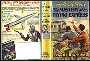 The Mystery of the Flying Express (The Hardy Boys #20): Dixon, Franklin W.