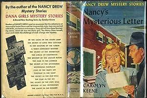 Nancy's Mysterious Letter (Nancy Drew Mystery Stories #8): Keene, Carolyn